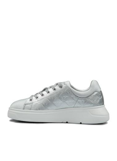 Emporio Armani Sneakers Gümüş